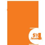 Sponsor a Student : $10